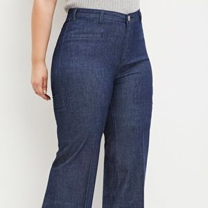 Kenneth Cole Reaction Straight Leg Pressed Pant